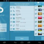 App backup and restore for Android Smartphone