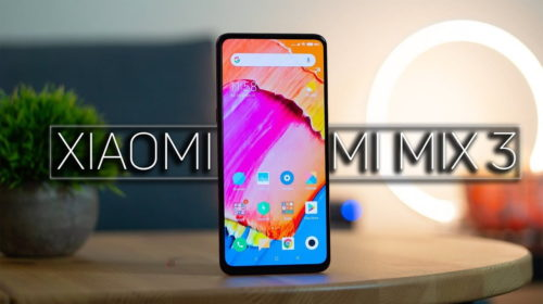 Xiaomi Mi Mix 3 Review – A full screen display breaking the stereotypes