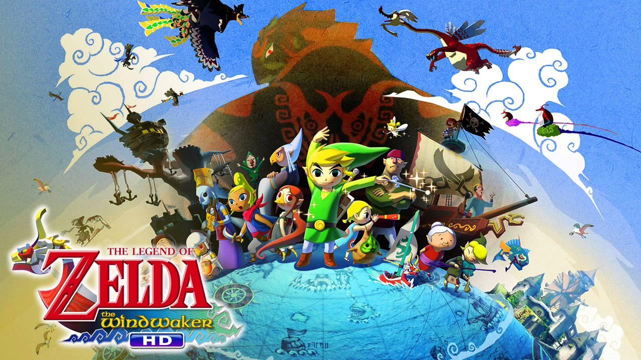 The Legend of Zelda: The Wind Waker - GameCube ROM Download