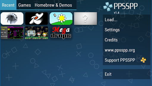 ppsspp emulator for android