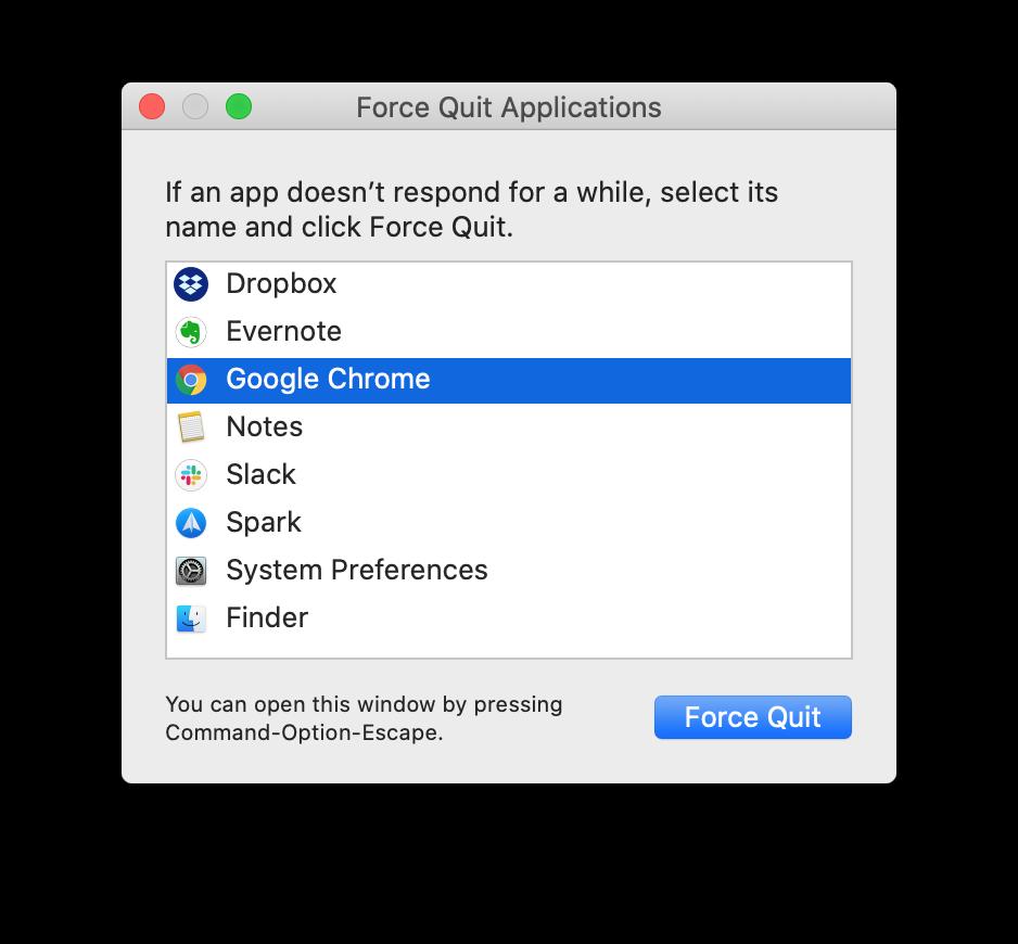 Resolved Google Chrome Problems on Mac